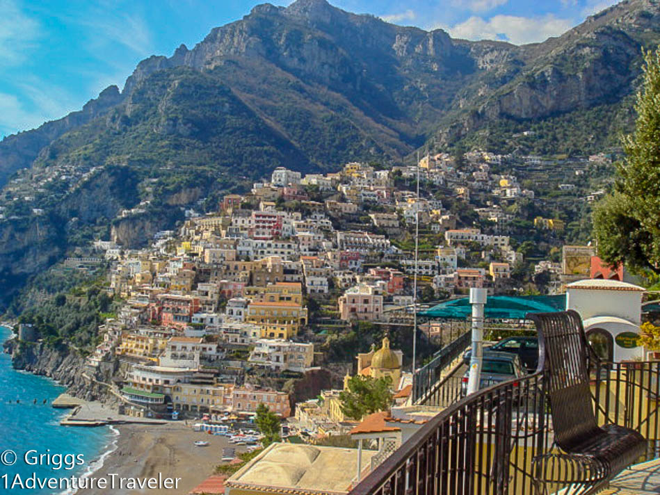 The secret of positano along the amalfi coast 1adventure for Amalfi to positano